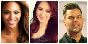 Sarah Geronimo joins international celebrities in World Music Awards