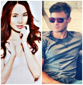 Is Dawn Jimenez visiting Matteo Guidicelli, Rayver Cruz and Gerald Anderson?