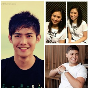 Robi Domingo says Sarah Geronimo and Matteo Guidicelli are happy